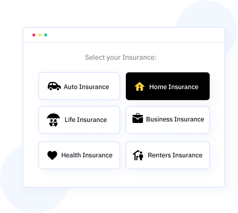 Flexible, customizable forms for your insurance & business